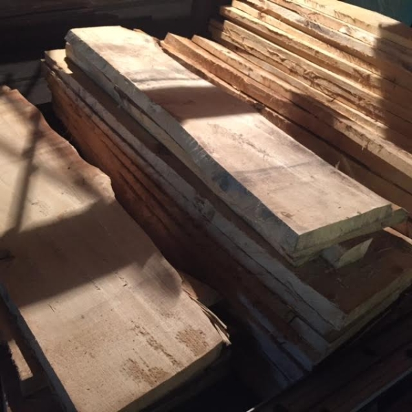 Specialty Hardwood Lumber Sale Hess Auction Group