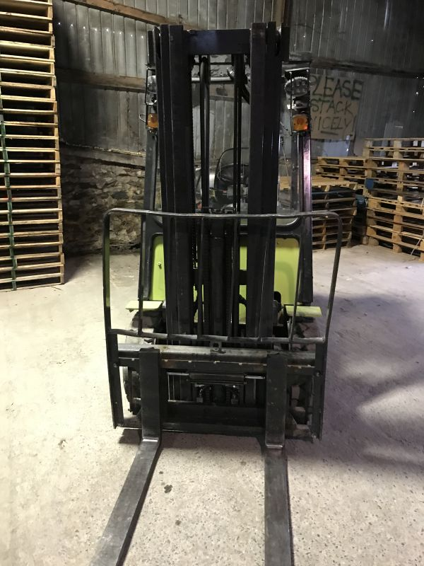 Complete Liquidation Of Susquehanna Pallets Hess Auction